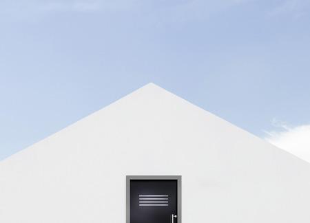 Ganzglashaustür