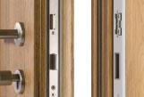Haustürschloss Schließleiste