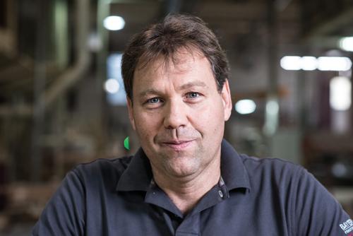 Kurt Braumandl, Schreiner im Holz-Sonderbau